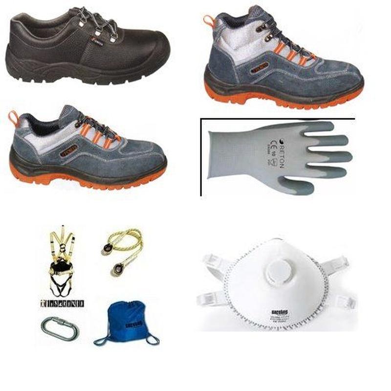 Seguridad Laboral: Productos de Exclusivas Rivi