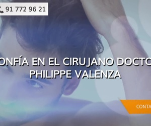 Aumento de pecho en Madrid centro: Doctor Philippe Valenza