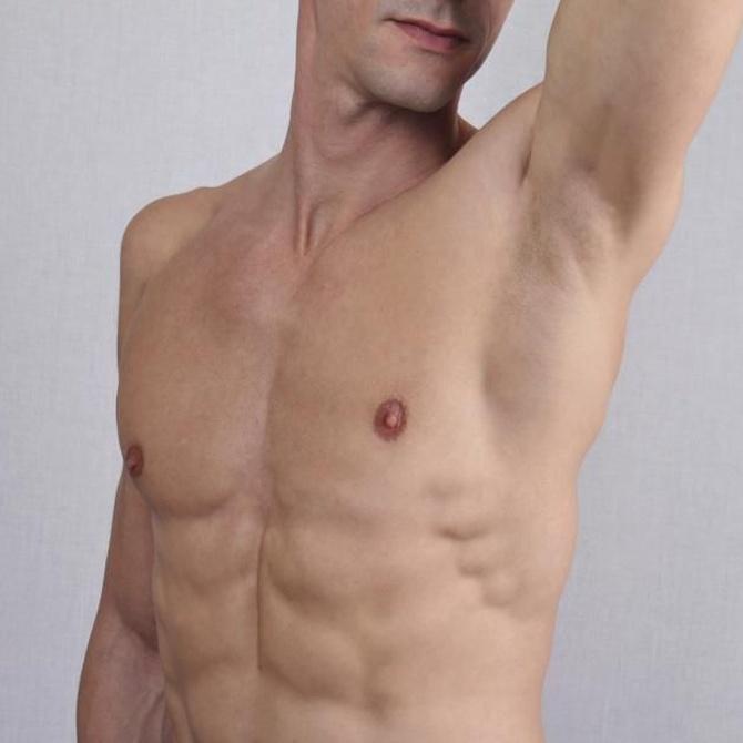 La depilación masculina
