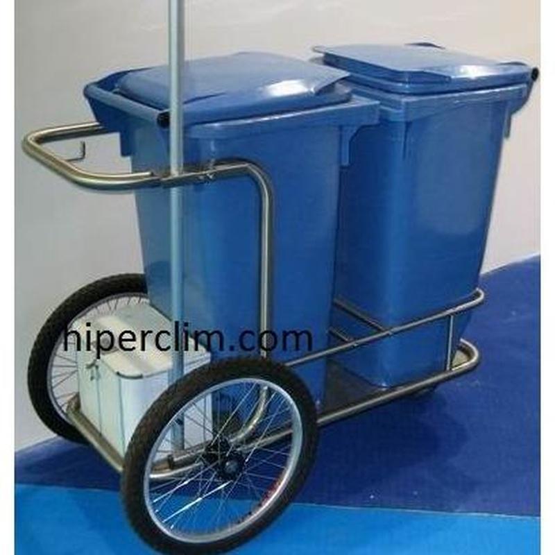 Carros de limpieza y cubos: Tienda online  de Hiperclim