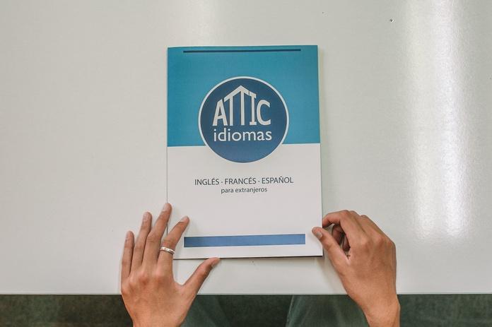 Cursos en Attic: Nuestros Cursos de Attic Idiomas