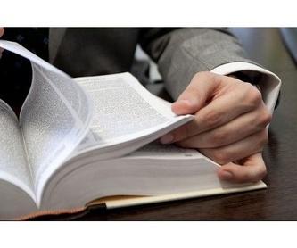 Extranjería: Áreas de Actuación de ProJur Protección Jurídica