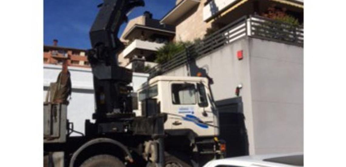 Servicio de camión grúa en Altzo