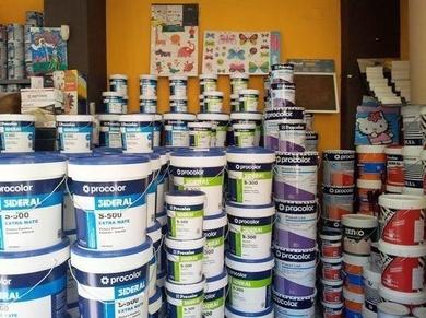 Centro Distribuidor de Pinturas Procolor en Sevilla