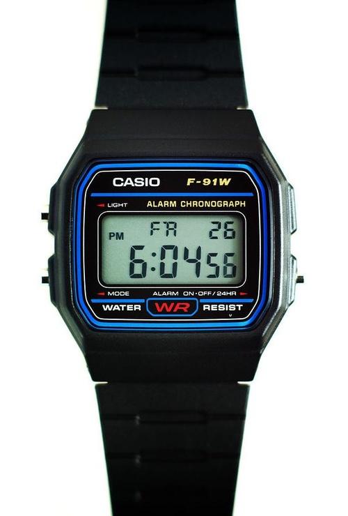 Venta de todo tipo de relojes Casio en Guadalajara
