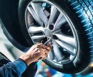 Taller de neumáticos en Telde