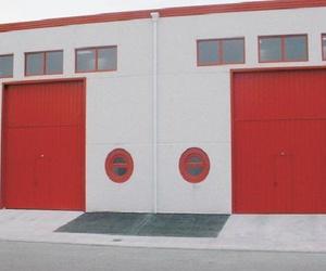 Puertas para locales indsutriales