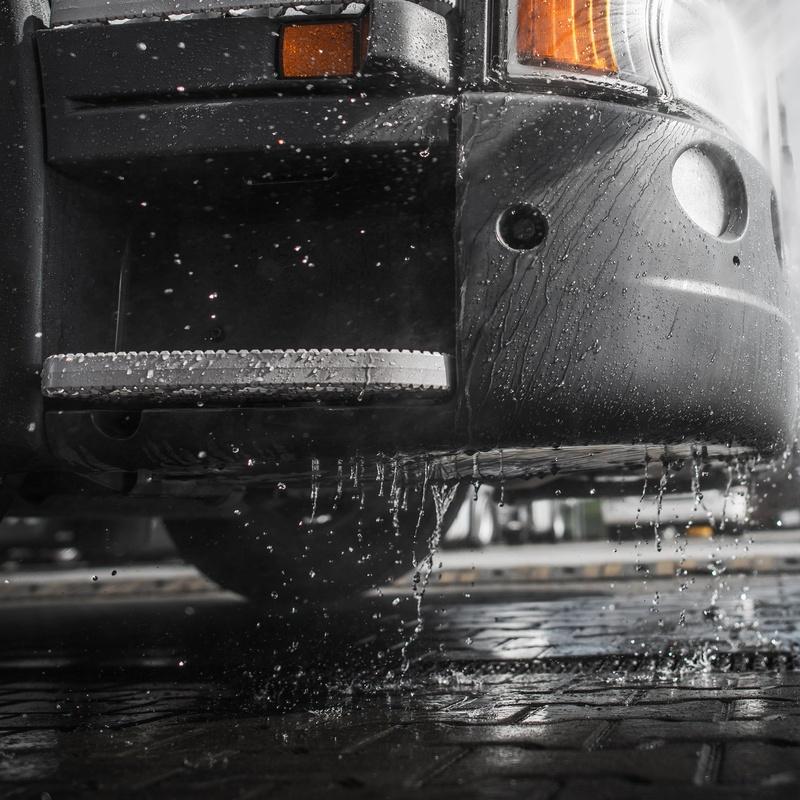 Lavado y engrase: Servicios de Neumáticos Zafra