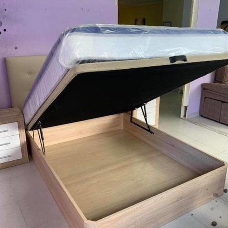 Canapé 90 cm x 190 cm: Servicios y productos de Remar Castellón