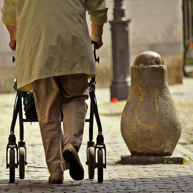 Prevenir los accidentes más frecuentes de los mayores