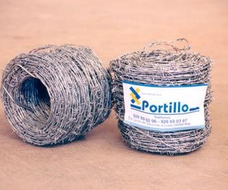 Sistema Hércules: Productos y servicios de Ferretería y Mallas Portillo