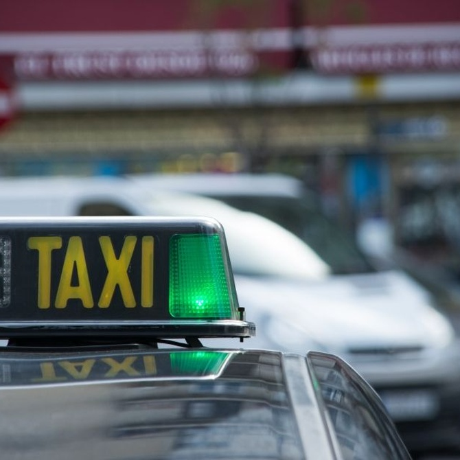 Las características de un buen taxista