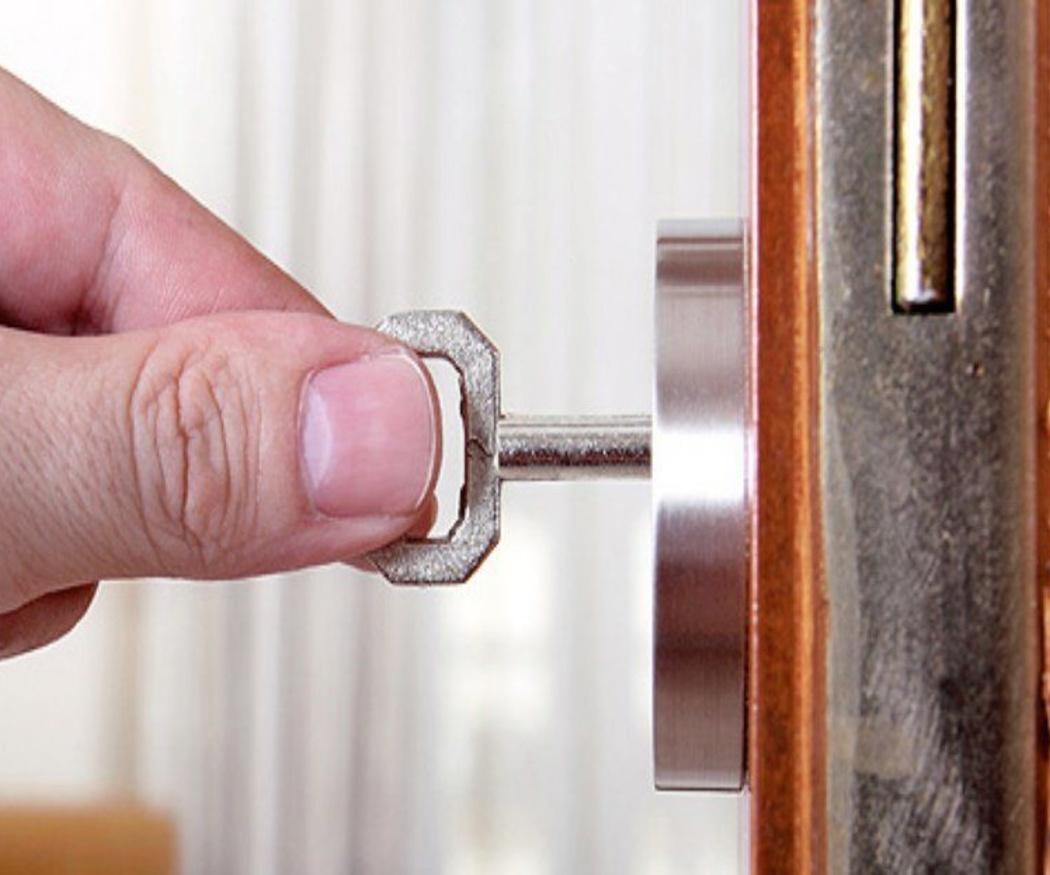La apertura de puertas sin romperlas