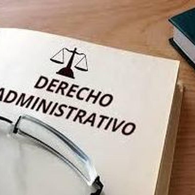 Derecho Administrativo: Servicios de Valladares y Sánchez Abogados