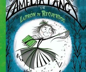 EL DESPERTAT DE LAS GÁRGOLAS: El Bosque de las Palabras de Librería Infantil El Hada Lucía