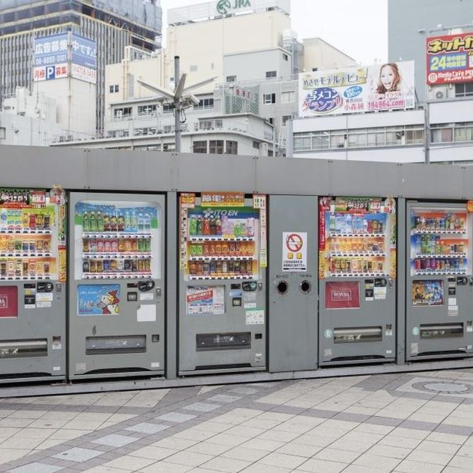 ¿Sabes cuándo se inventaron las máquinas vending?