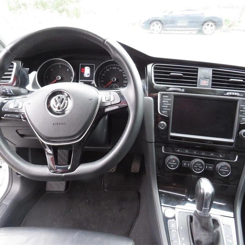Volkswagen Golf  VII DSG 2.0TDI 150CV: VEHÍCULOS de Ocasión A Lagoa