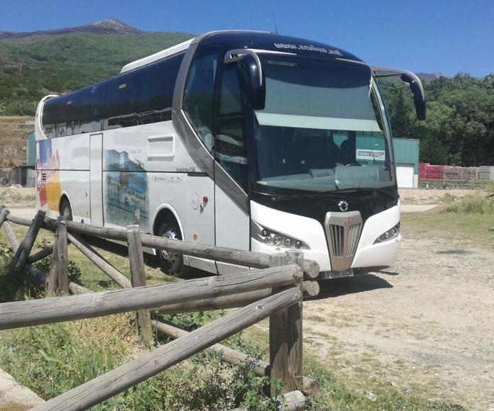Excursiones a la sierra Salamanca