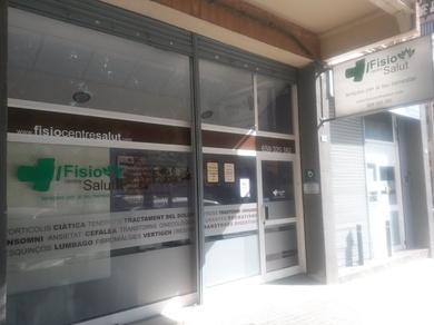 Centro de fisioterapia en Sabadell