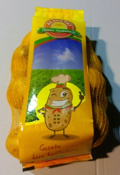 ALAVAPAT SACHET: Productos de Patatas Santamaría