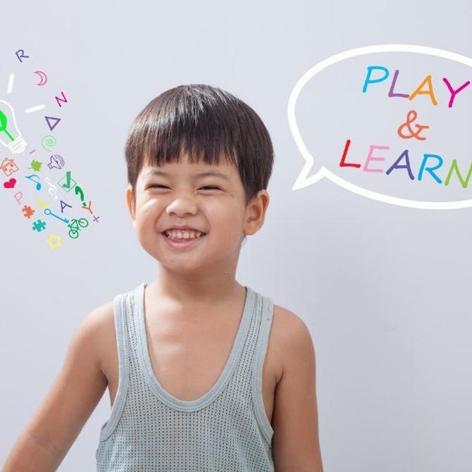 La importancia de los idiomas en los niños