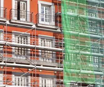 Obra nueva: Servicios de Armonía Ábaco Construcciones y Servicios