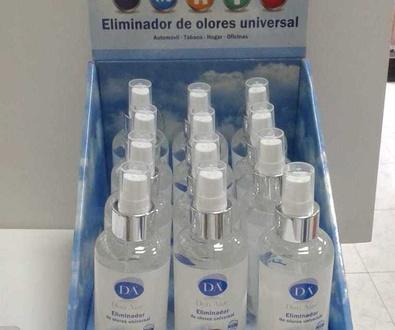 Producto eliminador de olores Bilbao
