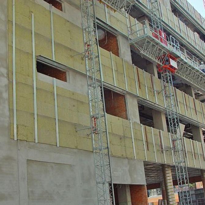 La fachada ventilada como sistema de rehabilitación