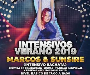 INTENSIVO BACHATA CON MARCOS Y SUNSIRE