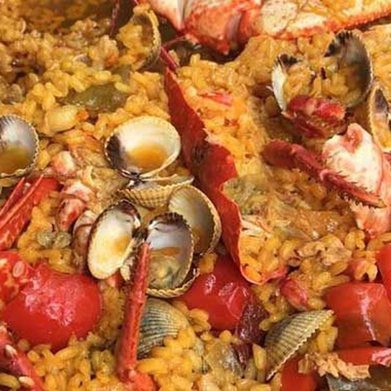 Arroces: Carta  de A Fonte Do Viño en Cambados