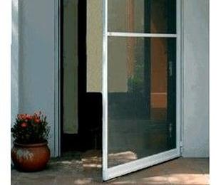 Mosquitera de puerta