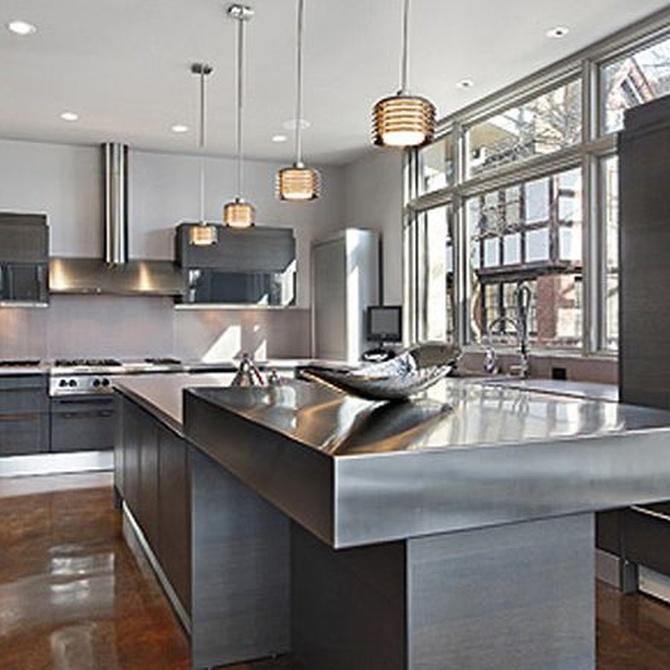 Consejos para elegir el mobiliario de tu cocina