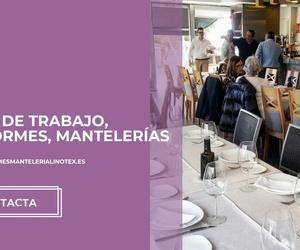 Empresas de ropa de trabajo Málaga | Uniformes y Mantelería Linotex