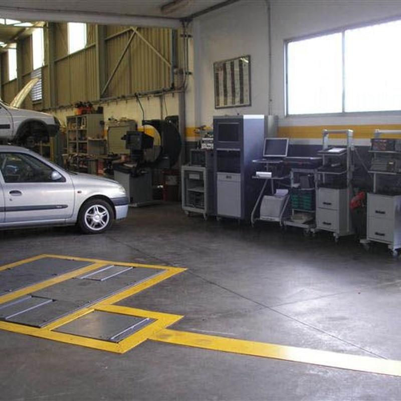 Electricidad: Servicios de Auto Talleres Kiko