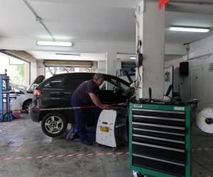 Mecánica rápida en Talleres VYP