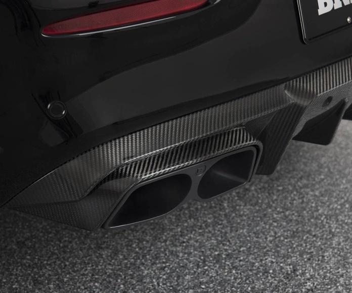 El Clase C Cabrio más salvaje de Mercedes: Brabus 650 Cabrio
