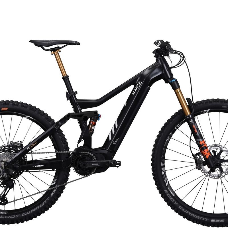 SCARPIA FS 1.0 GOLD: Productos de E-Bike Guadarrama