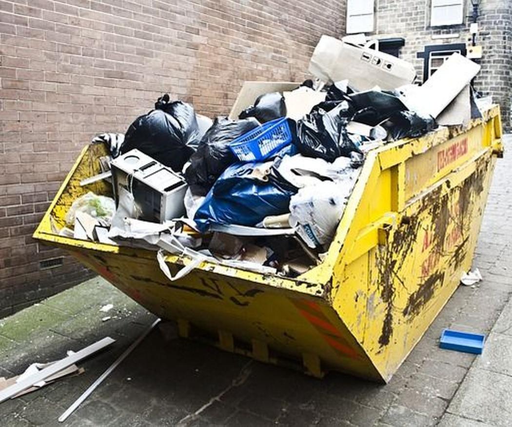 Residuos: tipos y características