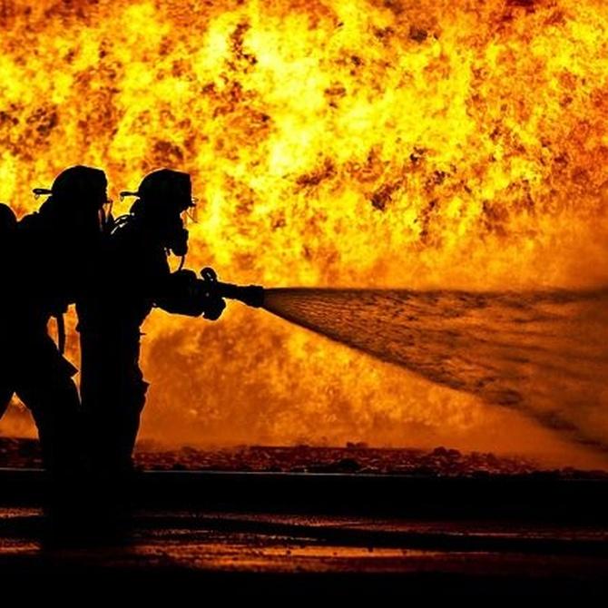 ¿Qué son los cursos de formación contra incendios?