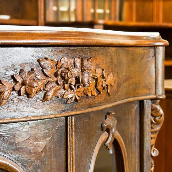 Por qué comprar muebles artesanales de madera