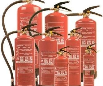 Simulacros: Servicios de Extintores Proinse