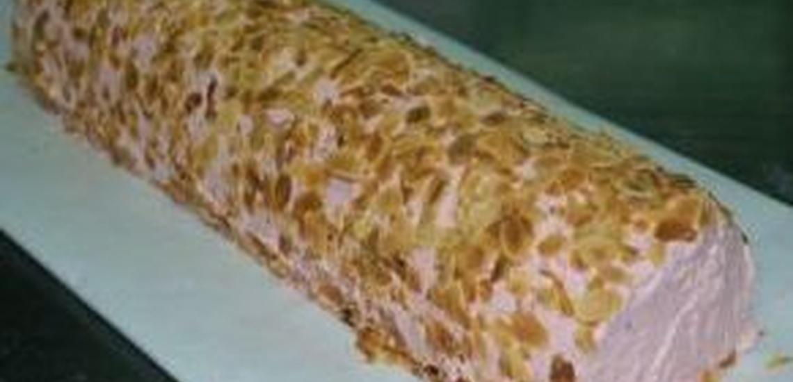Tartas y pasteles en Illescas: brazo de frambuesa