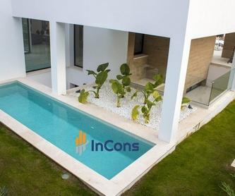 Aislamientos: Servicios de InCons Constructora