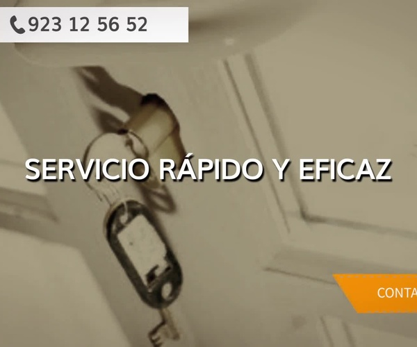 Apertura de puertas en Salamanca