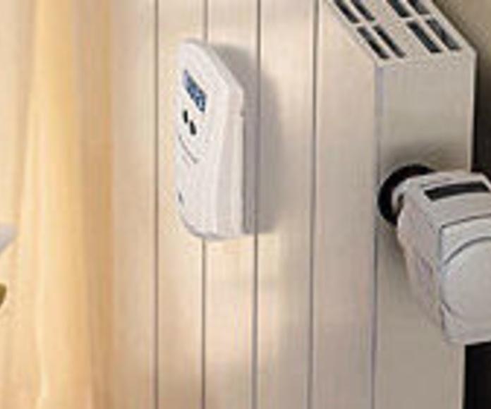 Repartidores de costes en instalaciones de calefacción centralizadas.