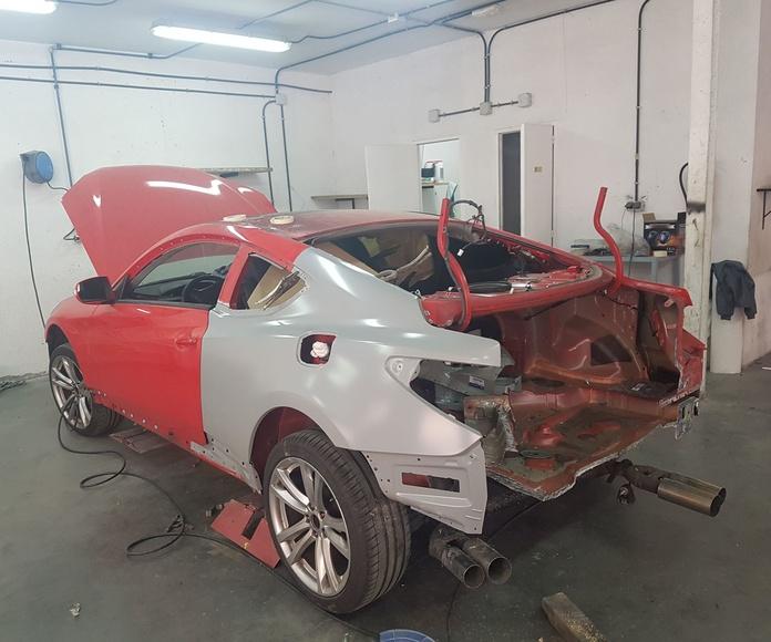 Reparacion Hyundai Genesis: Servicios de Legauto Motor