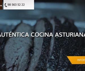 Dónde comer en Castropol | Mesón La Santina
