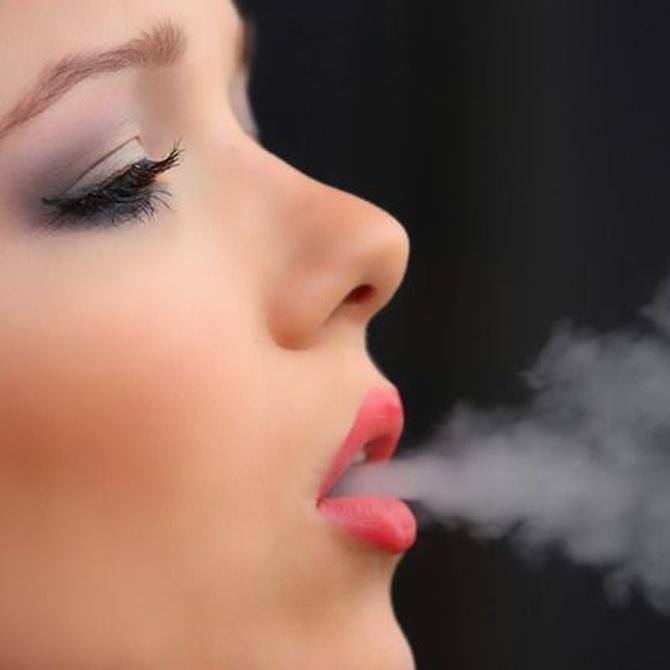 Cómo el tabaco oscurece tus dientes