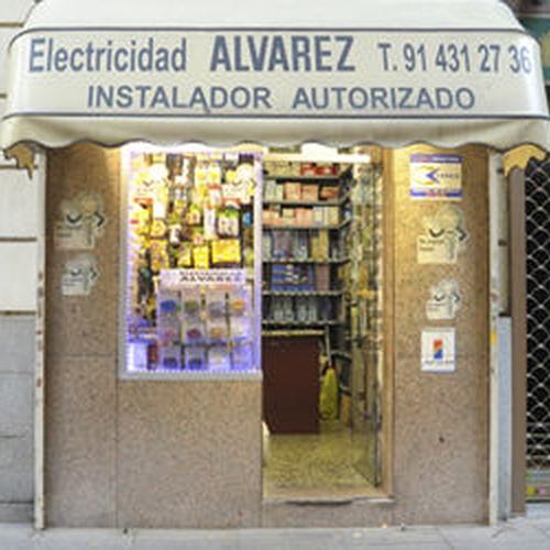 Venta de material eléctrico en Madrid centro - Electricidad Lagasca 30