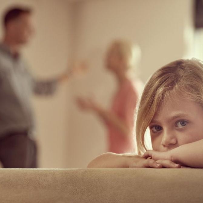 Los tipos de custodia en un divorcio con hijos